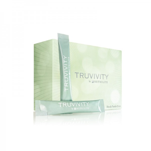 BEAUTY-GETRÄNKEPULVER TRUVIVITY BY NUTRILITE™ - 30-Tage-Packung mit Beuteln à 8,2 g - Amway