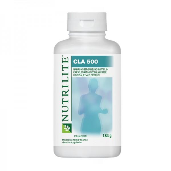 CLA 500 NUTRILITE™ konjugierte Linolsäure - 180 Kapseln / 184 g - Amway