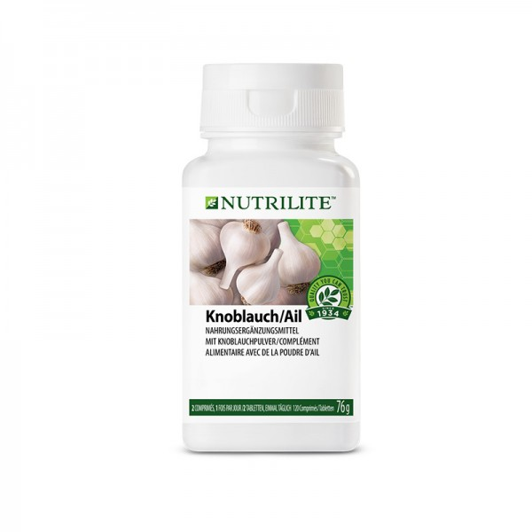 Knoblauch NUTRILITE™ - 120 Tabletten / 76 g - Amway
