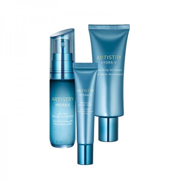 Power System für alle Hauttypen ARTISTRY HYDRA-V™ - Set mit 3 Produkten - Amway