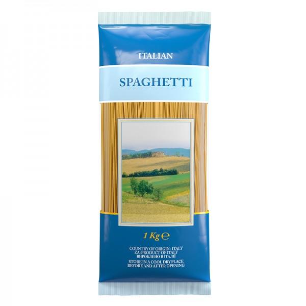 "Italienische Teigwaren ""Spaghetti"" - 4 x 1 kg - Amway"