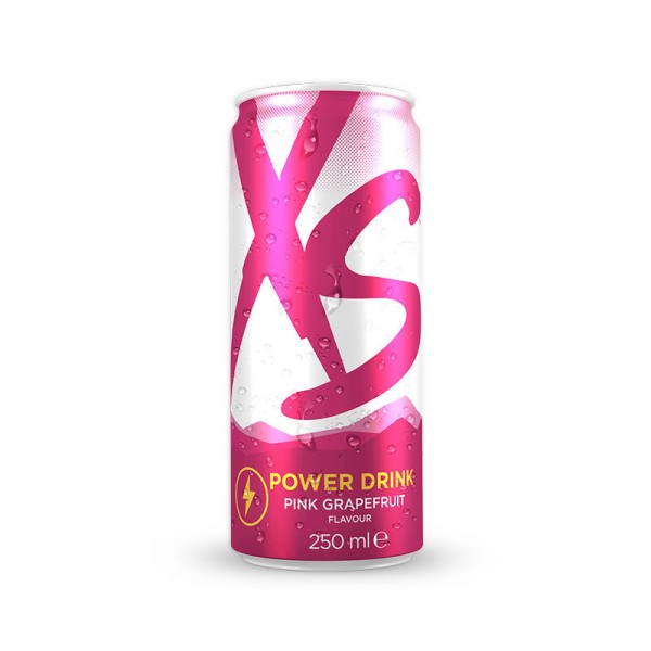 Power Drink Pink Grapefruit Blast XS™ - 12 Dosen Einweg / 12 x 250 ml - Amway
