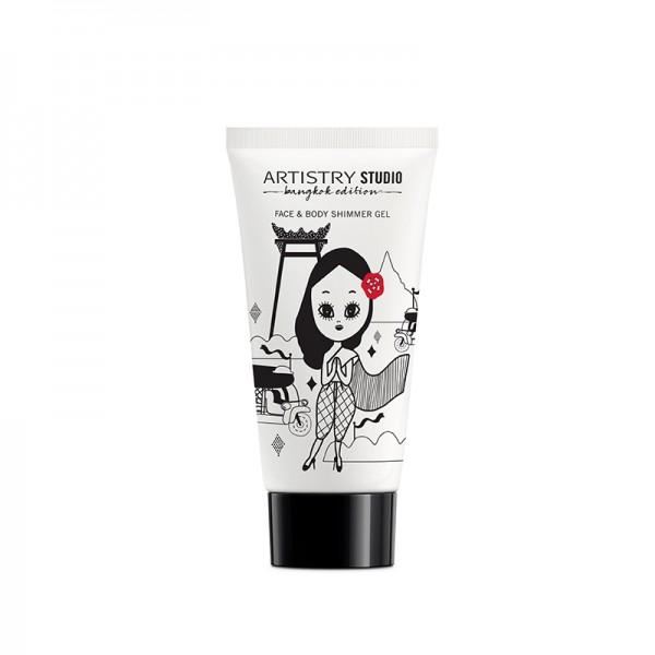 Schimmerndes Gel für Gesicht & Körper ARTISTRY STUDIO™ Bangkok Edition - 50 ml - Amway