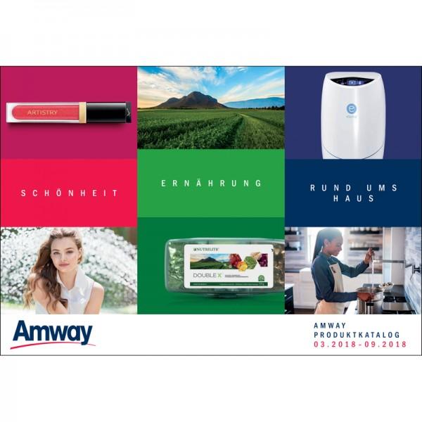 Produktkatalog (Rund ums Haus, Schönheit, Ernährung) - 1 Stück - Amway