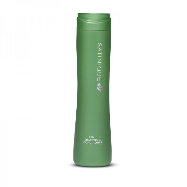 2-in-1 Shampoo und Pflegespülung SATINIQUE™ - 2 in 1 Shampoo & Conditioner - 280 ml - Amway