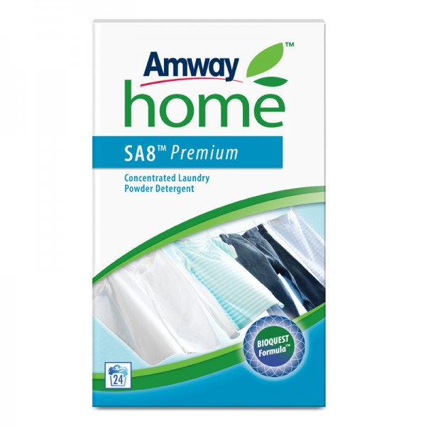 Premium Konzentriertes Vollwaschmittel SA8™ - 1kg- Amway