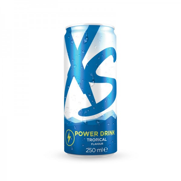 Power Drink Tropical Blast XS™ - 1 Dose / 1 x 250 ml - Amway