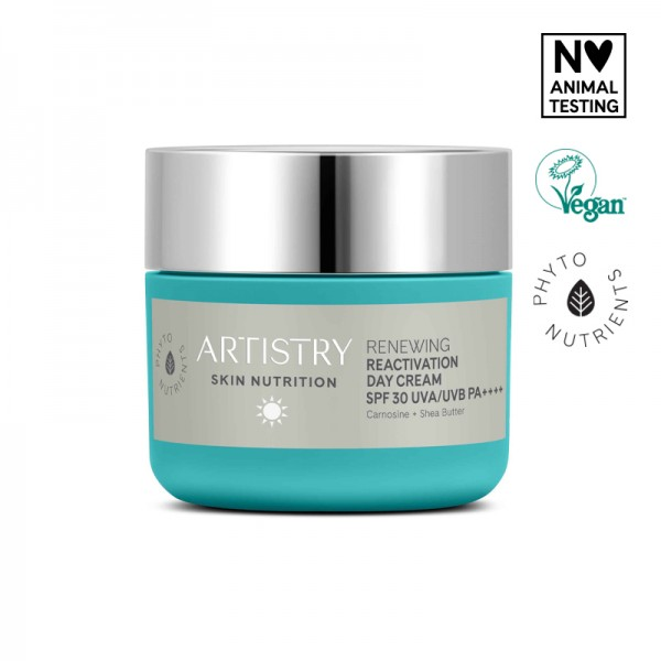 Artistry Skin Nutrition - Renewing Reaktivierende Tagescreme SPF 30 - 50 g - Amway