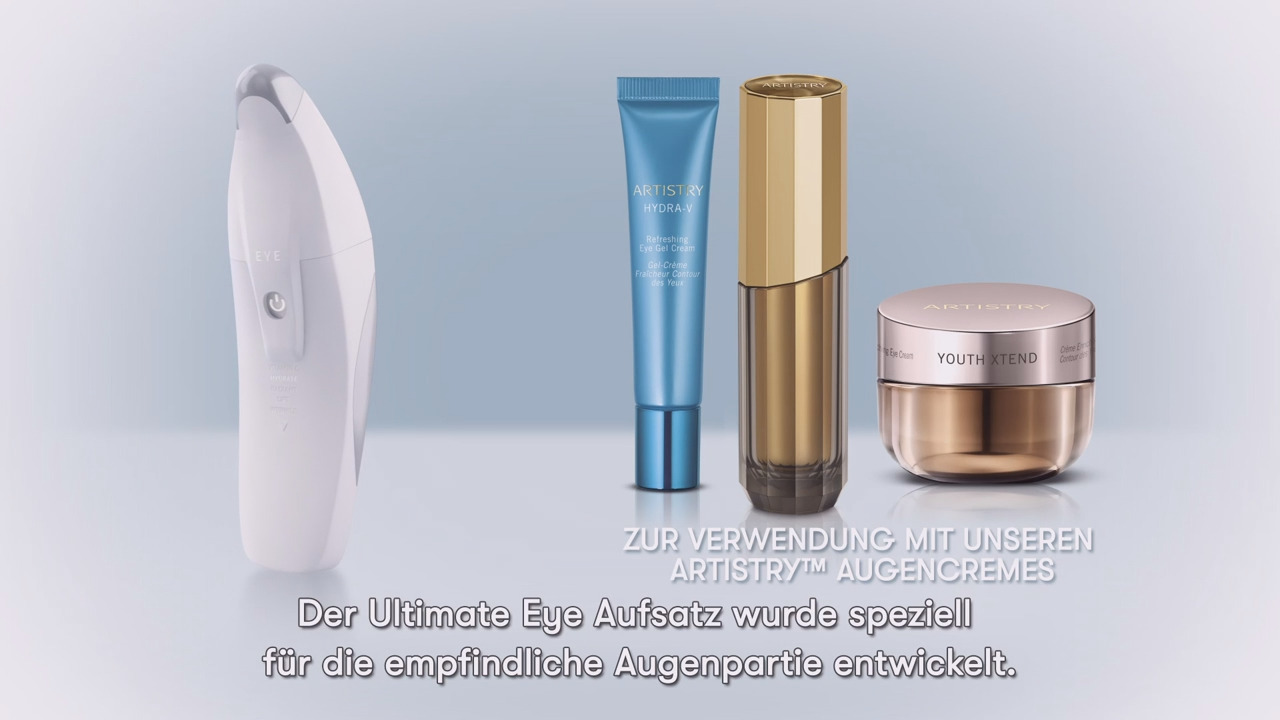 Dermasonic Ultimate Eye ARTISTRY™ - 1 Stück - Amway