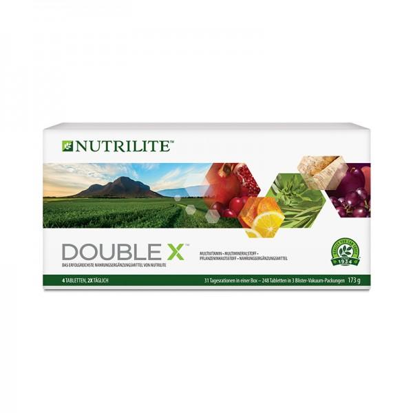 Multivitamin-Multimineralstoff-Pflanzeninhaltsstoff-Nahrungsergänzungsmittel NUTRILITE DOUBLE X™ - 3