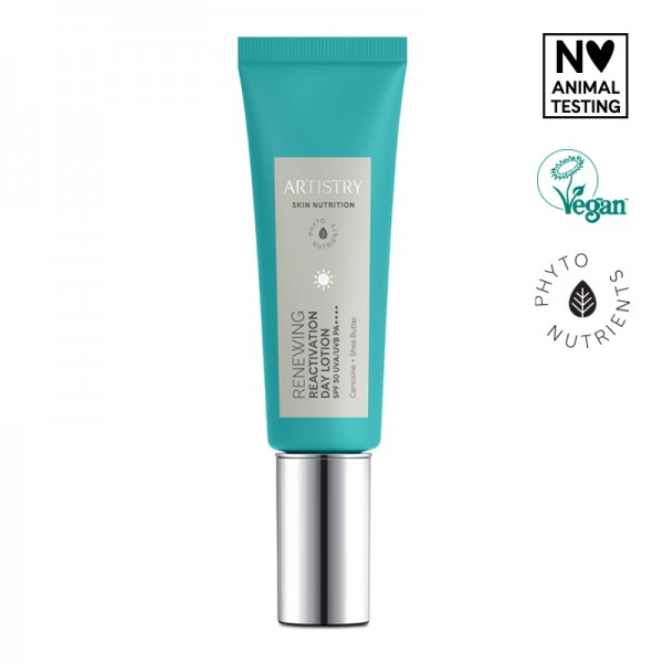 Artistry Skin Nutrition - Renewing Reaktivierende Tageslotion LSF 30 - 50 g - Amway
