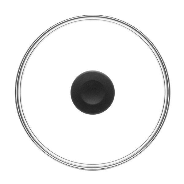 Glasdeckel für Antihaftpfanne Ø 20 cm iCook™ - 1 Stück - Amway