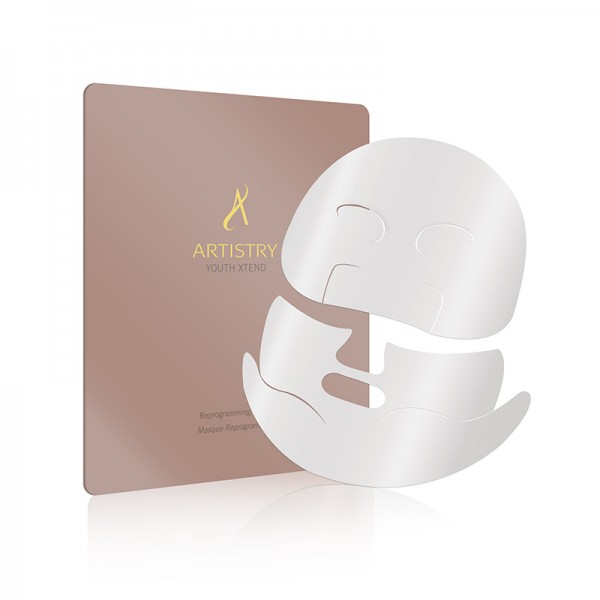 Reprogramming Mask ARTISTRY YOUTH XTEND™ - Jede Packung enthält 5 Mikrofaser-Masken - Amway