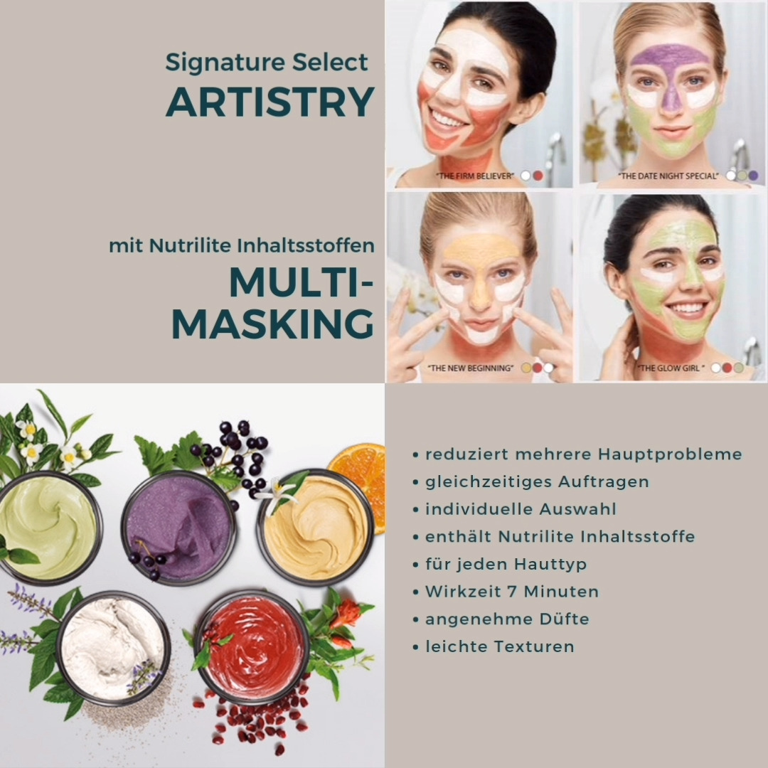 Peeling Maske Artistry Signature Select™ - 100 g - Amway