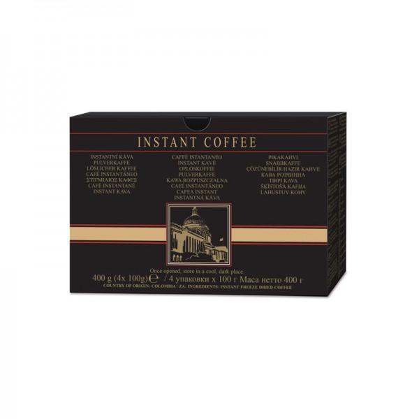 Instantkaffee von Amway - 4 x 100 g Packung