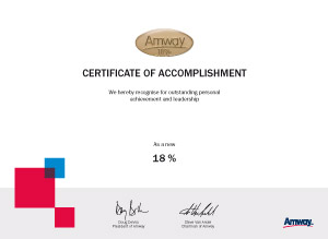 Amway_Certificates_18