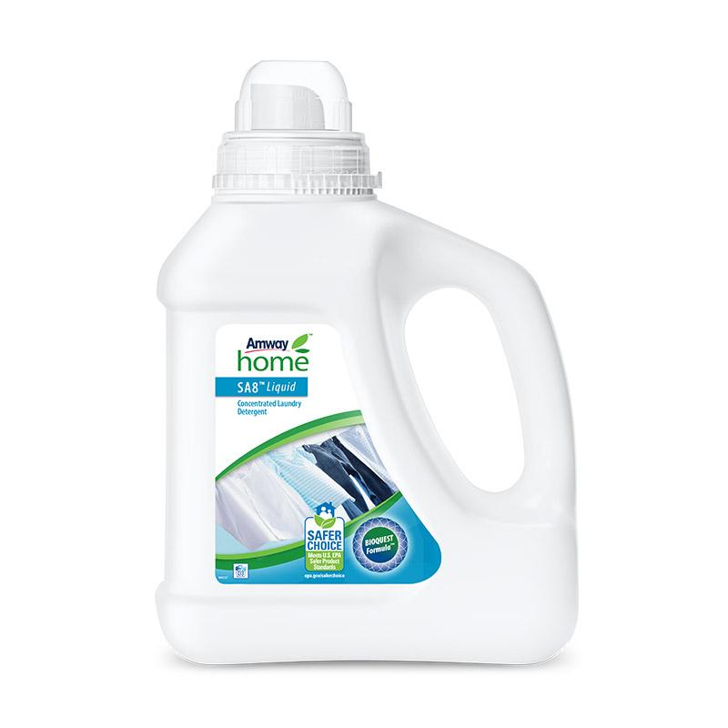 Flüssig Konzentriertes Waschmittel - groß SA8™ - 4 Liter - Amway