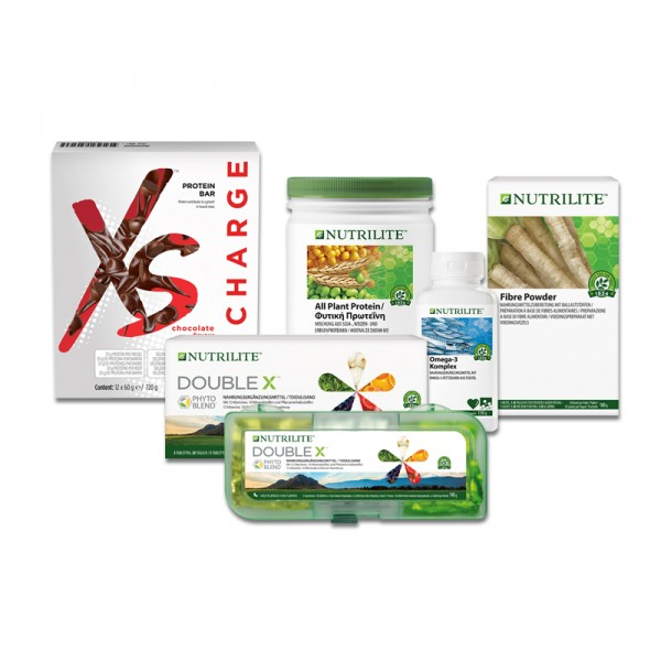 All in One Health Pack Schokolade - Amway