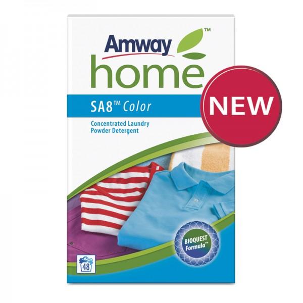 Color Konzentriertes Vollwaschmittel SA8™ - 3kg- Amway