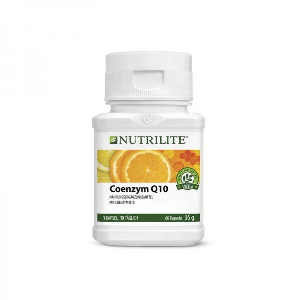 Coenzym Q10 NUTRILITE™ - 60 Kapseln / 36 g - Amway