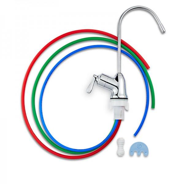 Ergänzungs-Anschluss-Set mit Zusatzwasserhahn eSpring™ - 1 Set - Amway