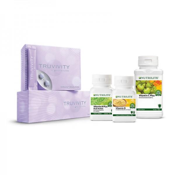 Set für ein starkes Immunsystem und strahlende Haut - Amway