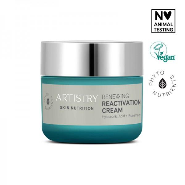 Artistry Skin Nutrition - Renewing Reaktivierende Creme - 50 g - Amway