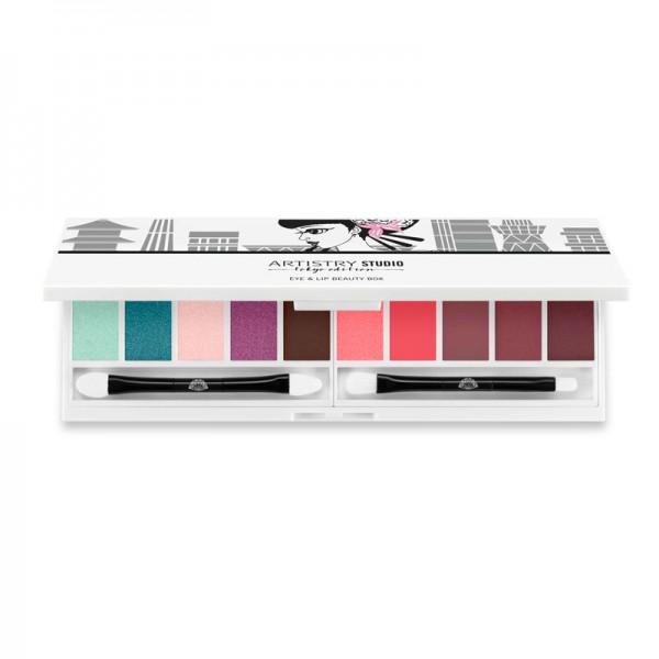 Augen & Lippen Beauty Box ARTISTRY STUDIO™ Tokyo Edition - 10 x 0,5 g - Amway