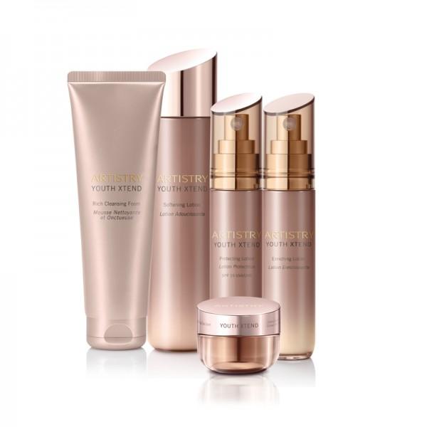 Hautpflegelösung für ölige/Mischhaut ARTISTRY YOUTH XTEND™ - Set mit 5 Produkten - Amway