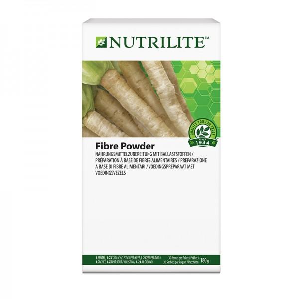 Fibre Powder NUTRILITE™ - Packung mit 30 Beuteln, Ein Beutel enthält 6 g lösliche Ballaststoffe - Am
